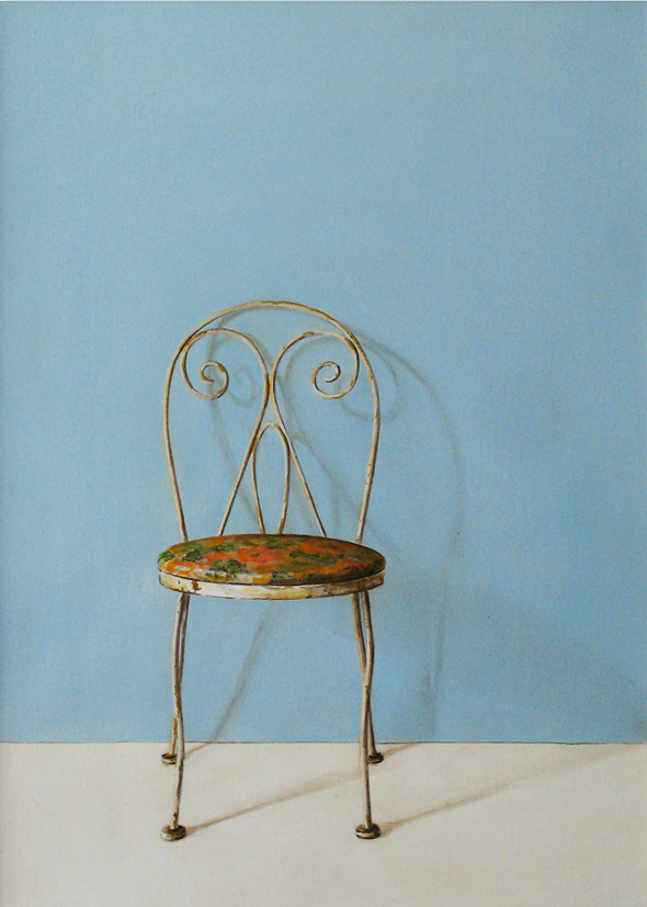 Holly Farrell Ice Cream Chair